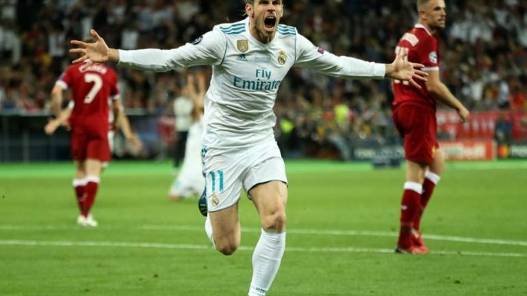 Real Madrid 3, Liverpool 1: Brilliant Bale stars in Real's UCL win