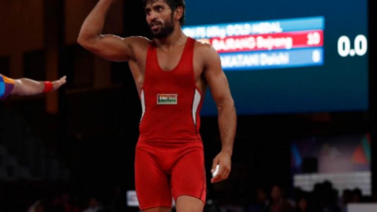 Wrestling Worlds: Bajrang Punia settles for a silver