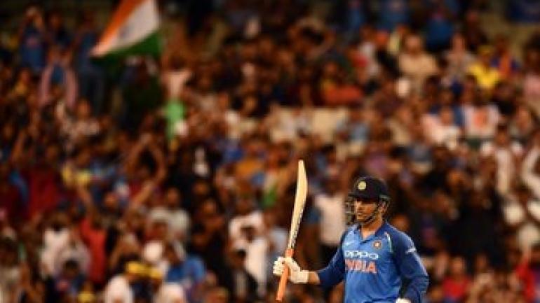 3rd ODI: Chahal's six-for, Dhoni-Kedar fifties propel India to historic series win over Australia