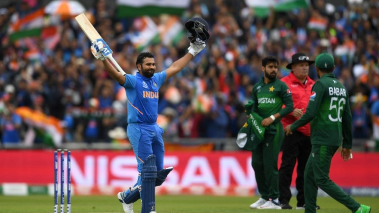ICC World Cup 2019: India vs Pakistan: 'Daddy' hundred man Rohit Sharma plays lead act to perfection