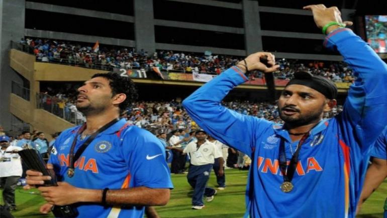 Saw Sachin Tendulkar dancing for the first time: Harbhajan Singh reminisces World Cup 2011 memories