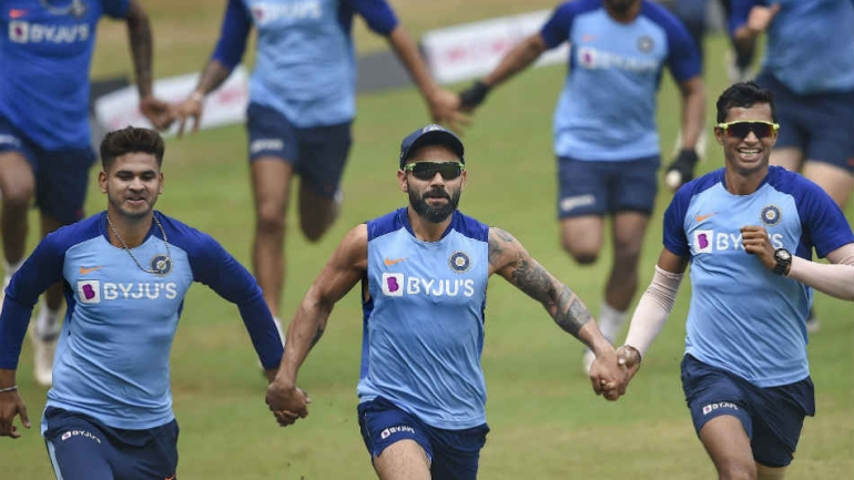 Training routine for Virat Kohli and his band is set! Find details