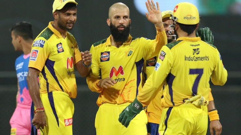IPL 2021, CSK vs RR Match Report: Moeen Ali, Ravindra Jadeja set up win for Chennai Super Kings