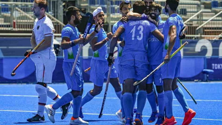 Tokyo 2020 Olympics: India win hockey medal after 41 years, beat Germany 5-4 for bronze