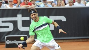 Swedish Open Tennis Tournament In Bastad Images
