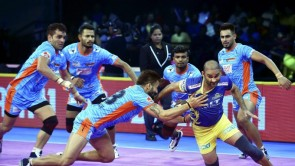Pro Kabaddi League (PKL) 2018 Images