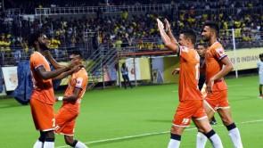 Indian Super League 2019 Images