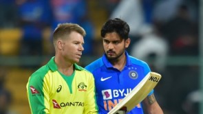 Australia Tour Of India 2020 Images