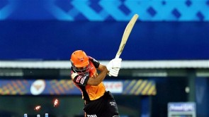 IPL 2021: MI vs SRH, Match 9 Images