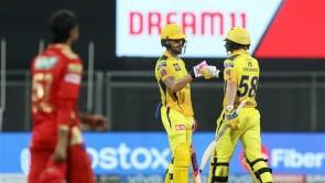 IPL 2021: PBKS vs CSK, Match 8 Images