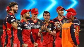 IPL 2021: RCB vs RR, Match 16 Images