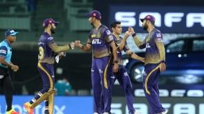 IPL 2021: SH vs KKR, Match 3 Images