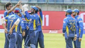 India Tour Of Sri Lanka Images