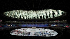 Opening Ceremony Of The Tokyo Olympics 2020 Images