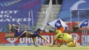 IPL 2021: CSK vs KKR, Match 38 Images