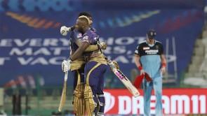 IPL 2021: RCB vs KKR, Match 31 Images