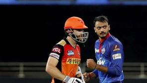 IPL 2021: SRH vs DC, Match 33 Images