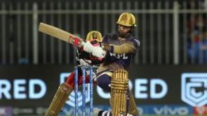 IPL 2021: RCB vs KKR, Eliminator Match Images