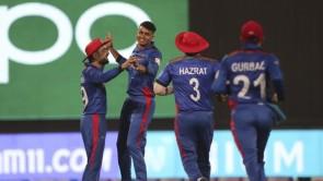 Twenty20 World Cup match, AFG vs SCT Images