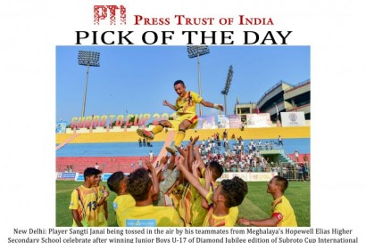 Sports  of The Day (17 September 2019) Images