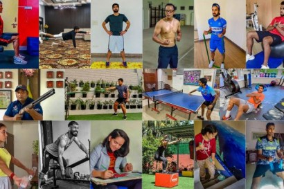 Sports  of The Day (16 April 2020) Images