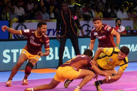 Pro Kabaddi League (PKL) 2017 Images
