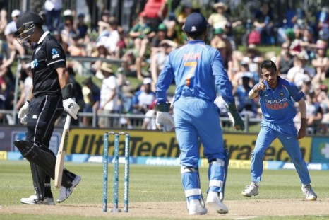 India Tour Of New Zealand 2019 Images