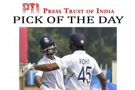 Sports  of The Day (20 October 2019) Images