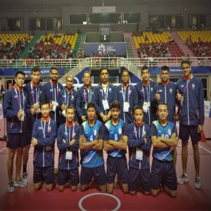 Men's Team Regu