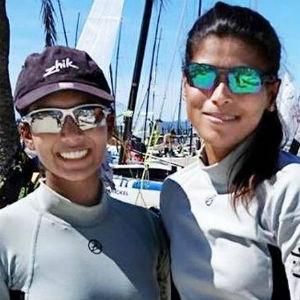 Varsha Gautham and Sweta Shervegar